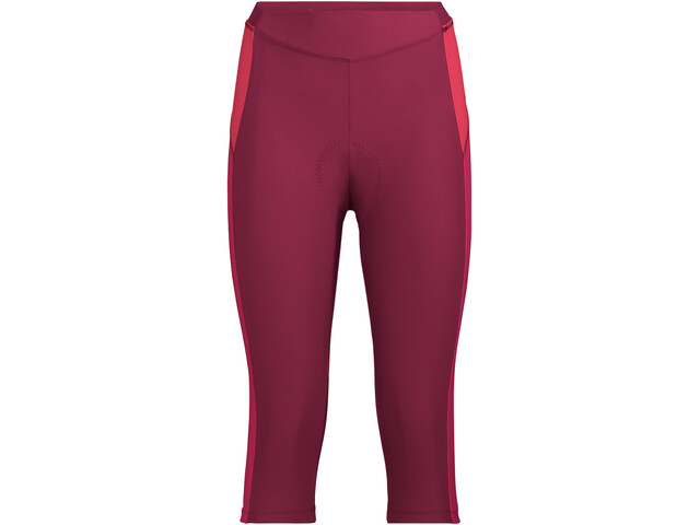 VAUDE Advanced III 3/4 Pants Damen passion fruit